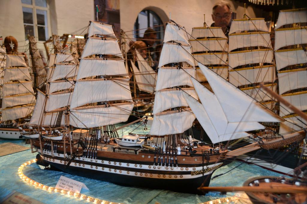 Historische Schiffsmodelle - Jürgen von Zweydorff ...